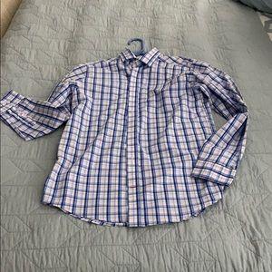 Tommy Hilfiger Boys Button-down Shirt